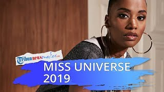 Pesona Zozibini Tunzi, Miss Afrika Selatan Dinobatkan sebagai Miss Universe 2019