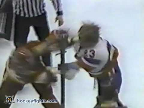 Bob Nystrom vs. Neil Sheehy