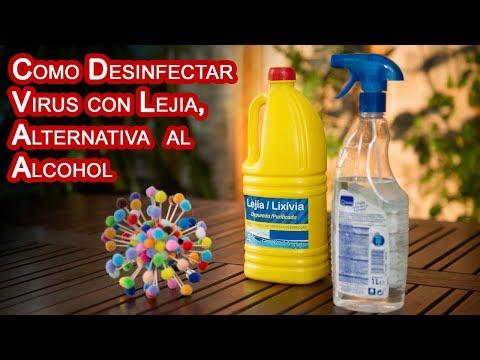 Desinfecta Tu Casa De Virus Con Blanqueador