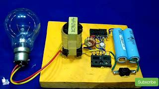 Download Video inverter 3v to 220v 500watt how to make inverter Without Circuit Board new idea How to Do MP3 3GP MP4