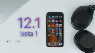 iOS12.1Beta1—Чтонового?