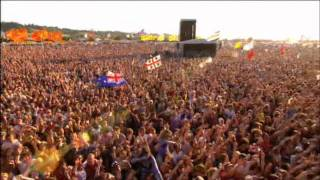 MGMT   Kids Live @ Glastonbury 2010 HD High Quality
