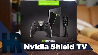 Nvidia Shield TV (2017) Pro Review Test