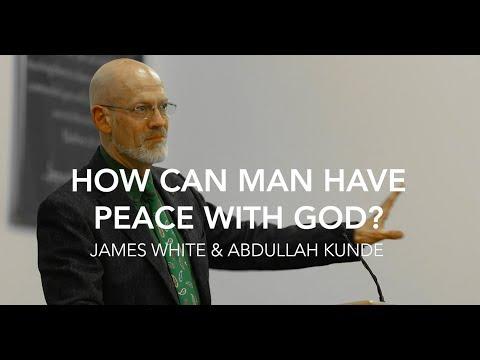Muslim Debate: Peace With God