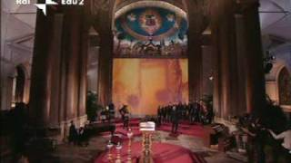 "Coro carpitella: ""Ben Venga Amore"" (S.Croce in Gerusalemme)"