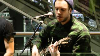 Young Guns - Brother In Arms (Acoustic) (HMV Glasgow 06/02/2012)