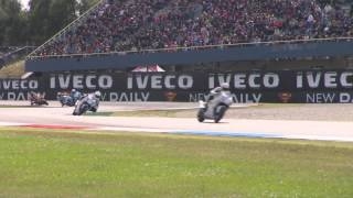 Dutch Supersport race Iveco TT Assen 2013