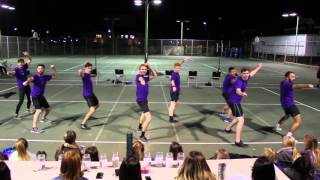 University of Tulsa DG lip-sync 2015 CHAMPIONS LAMBDA CHI ALPHA