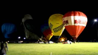 Balloon Glow, Canowindra, Australia 14 April 2012
