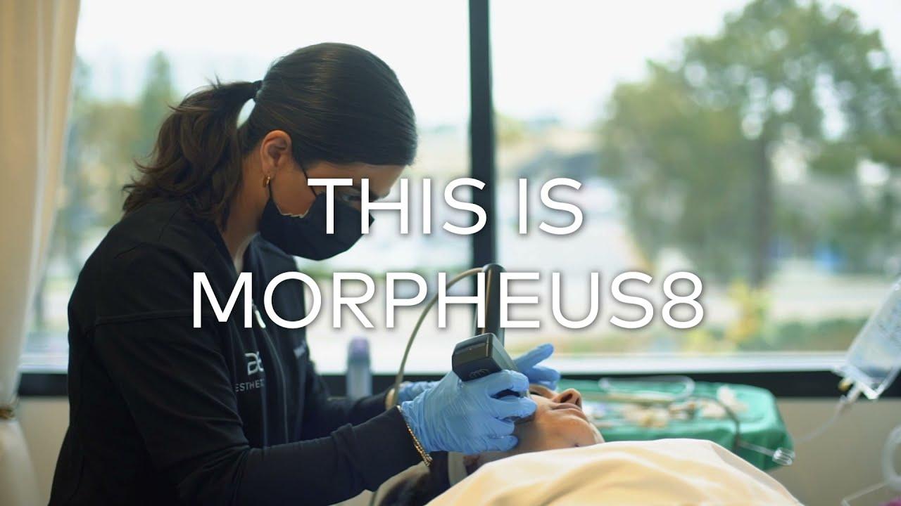 Video Thumbnail of Mona Seresht talking about Morpheus8