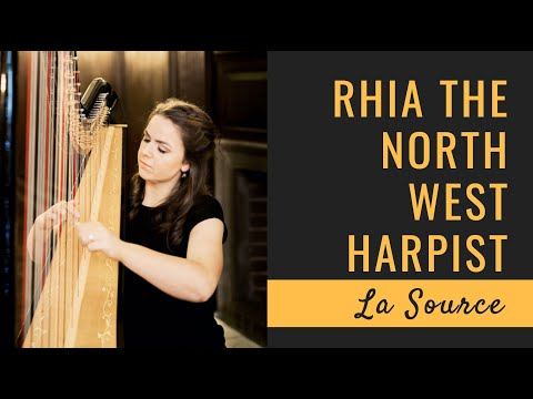 Rhia The North West Harpist Video