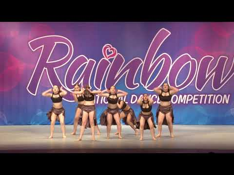 People's Choice// BLOWN AWAY - Shine Bright Dance Studio [Chicago, IL]
