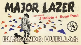 Buscando Huellas (Audio) - J Balvin (Video)
