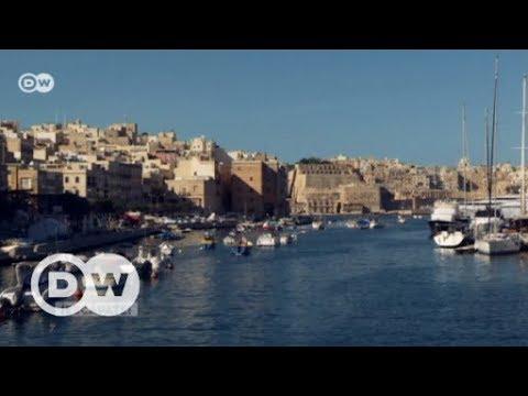 Valletta – European Capital of Culture   Check-in