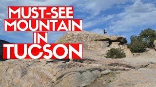 DRIVING UP MOUNT LEMMON IN TUCSON, AZ