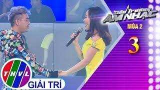 THVL | Đấu trường âm nhạc Mùa 2 - Tập 3[8]: Tình Thắm Duyên Quê - Thu Thảo, Nguyễn Huy