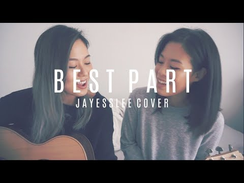 BEST PART   DANIEL CAESAR ft. H.E.R (Jayesslee Cover) Available on Spotify and iTunes!