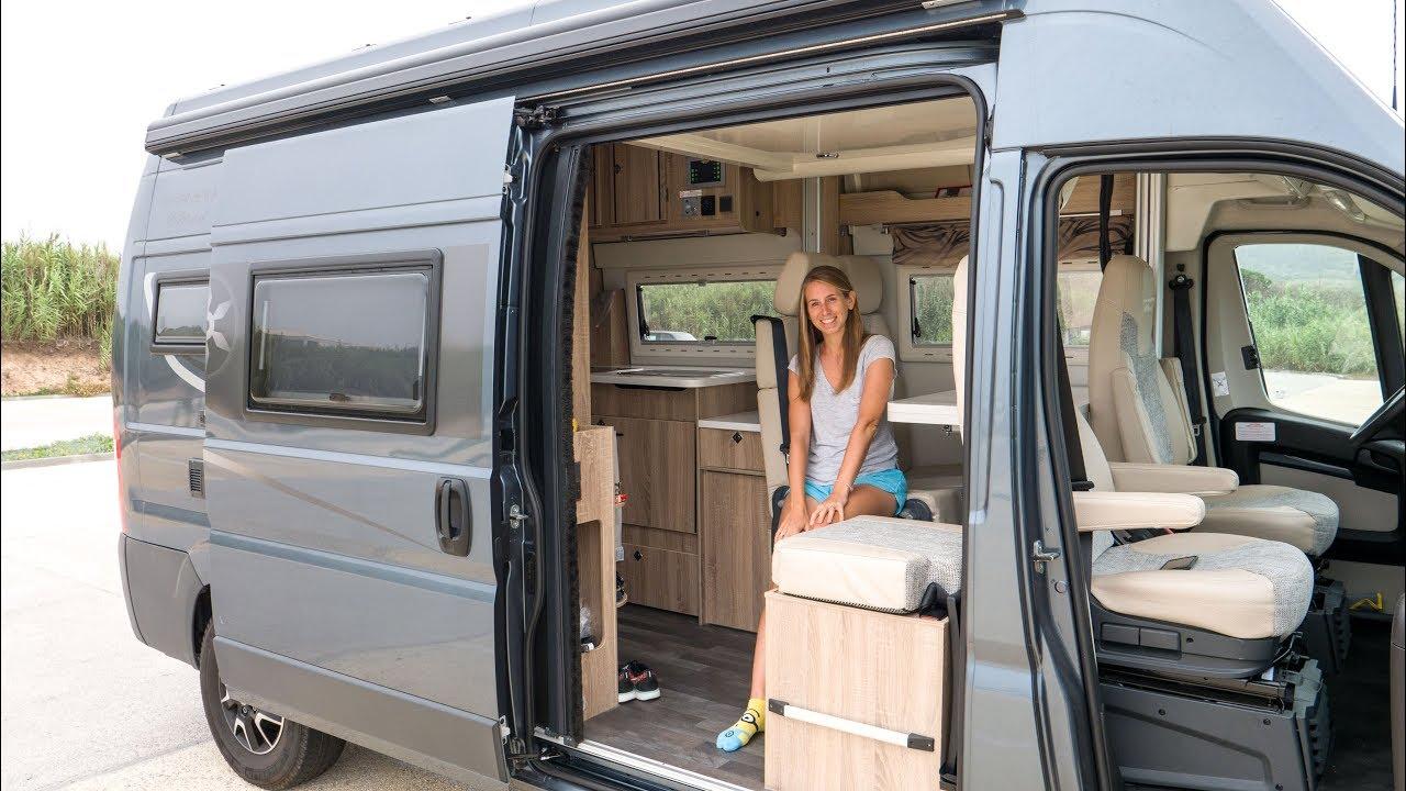 Campervan Campingbus Roomtour 🚐 Karmann Dexter 595 Wohnmobil
