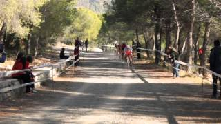 preview picture of video 'Campeonato España CX Junior Masculino Segorbe 12 Enero 2014'