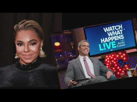 """Ashanti Answers Questions About Nelly & Irv Gotti To Andy Cohen On """"Watch What Happens Live"""""""
