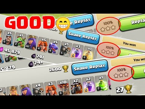 3 ON 3 , IMPOSSIBLE ATTACKS #18, CLASH OF CLANS INDIA.