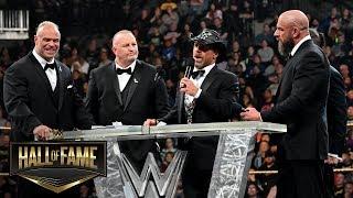 WWE celebra su anual evento del Salón de la Fama en la ciudad de Brooklyn (VIDEOS)