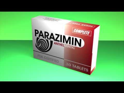 ", title : 'Complete-Pharma Georgia ""Parazimin"""