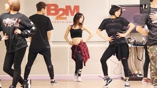 니콜(Nicole) - MAMA 안무영상(Dance Practice)