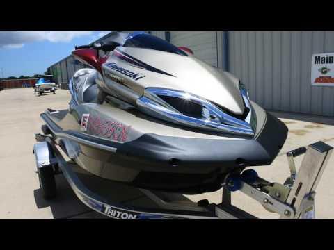 2013 Kawasaki Jet Ski® Ultra® 300LX in La Marque, Texas