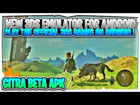 Official ] Real ! Citra 3DS Emulator For Android | Not Fake