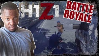 POTATO AIM? CHECK! - Battle Royale H1Z1 Gameplay  | H1Z1 BR Gameplay
