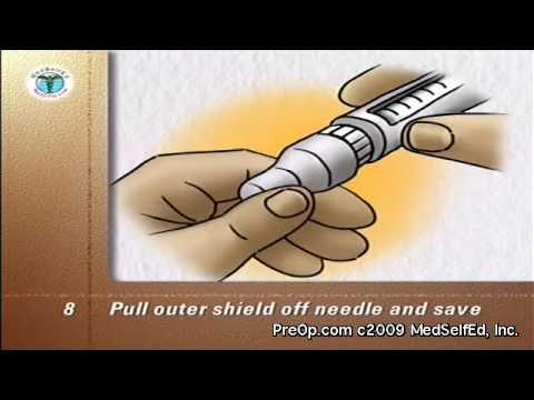 Ersatztherapie von Diabetes-Medikamenten