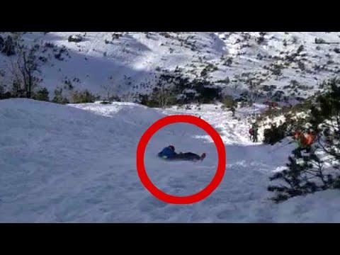 Wideo1: Leszczynianka świadkiem groźnej sytuacji w Tatrach