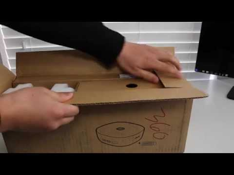 HP Pavilion Mini Desktop Unboxing