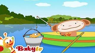 Fishing - Oliver | BabyTV