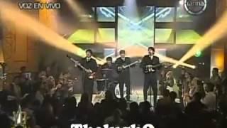 """Yo Soy 03-07-13 LOS BEATLES sorprenden al Jurado """"Can't Buy My Love"""" [Yo Soy 2013] COMPLETO"""