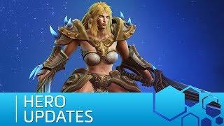 Sonya Update Spotlight – Heroes of the Storm