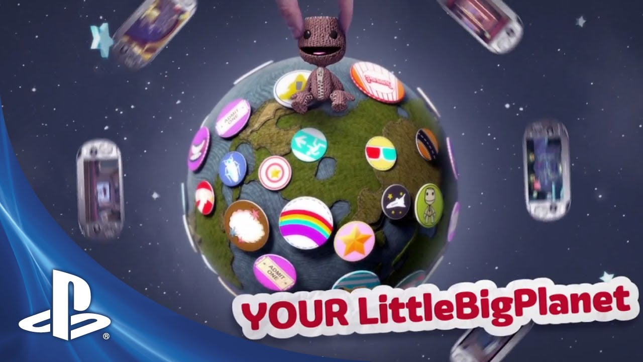 Watch the New LittleBigPlanet PS Vita Trailer; Early Review Highlights
