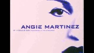 Angie Martinez - If I Could Go (Slowed & Chopped)