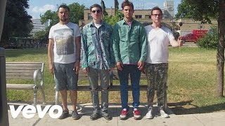 WALK THE MOON - Next In Line (WALK THE MOON presents 7in7)