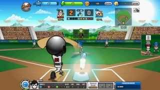 Un Nuevo  Juego Que Juega Ram Rex [solo Baseball Heroes]