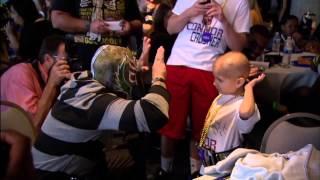 兒童癌症支援活動影片