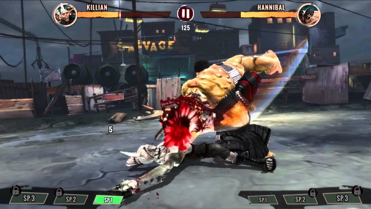 Zombie Deathmatch A Zombie Vs Zombie Fighting Game