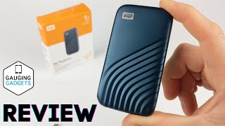 WD My Passport SSD Review - 500GB, 1TB, & 2TB External Portable Solid State Drive