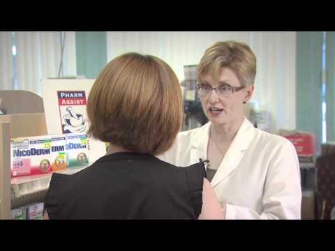 Nicorette obecność plaster w farmacji