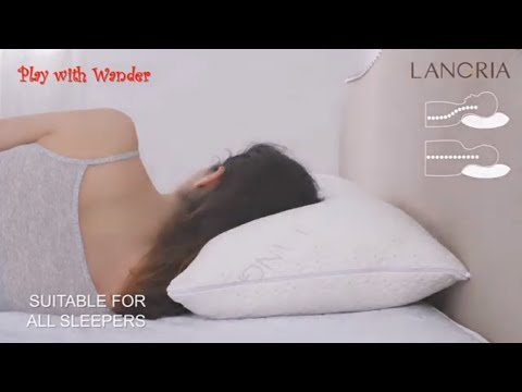 5 Cool Hypoallergenic Bamboo Bed Pillows On Amazon   Christmas Gifts 4 Loved Ones
