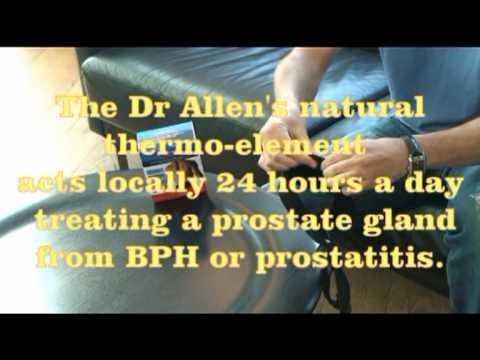Come curare le pietre nella prostata