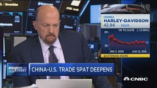 US-China trade story is about economic longevity and who's going to be the stronger country, says Cr