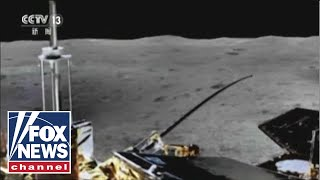 China releases photos from the dark side of the moon