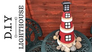 EASY D.I.Y LIGHTHOUSE